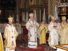 15-та річниця єпископської хіротонії вл. Михаїла Колтуна