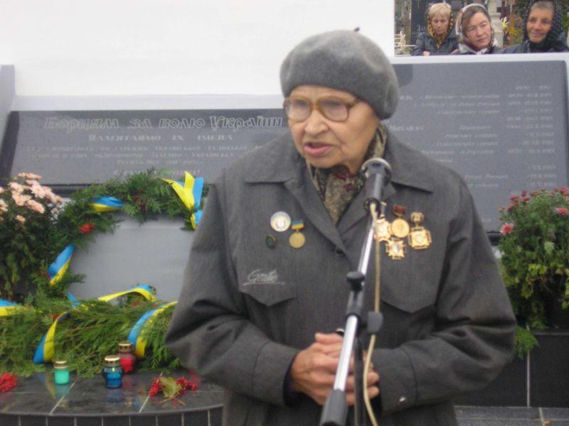 м.Сокаль, пам'ятник воїнам Української Галицької АрміїМарія Грицай