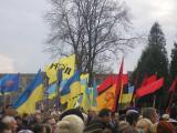 пам'ятник воїнам Української Галицької АрміїПартії Сокальщини