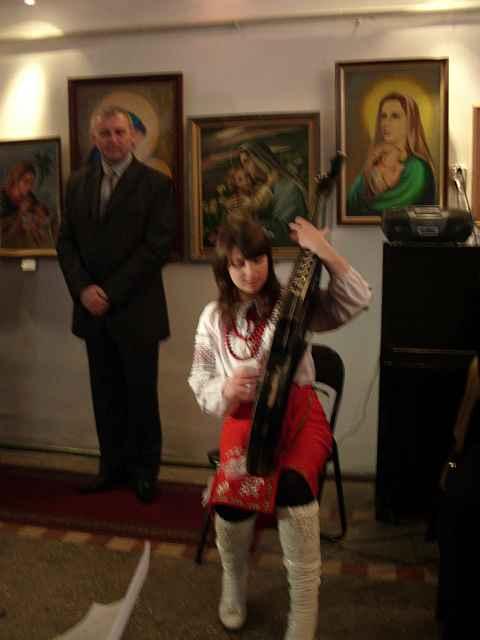 м.Сокаль, Чарівний пензель митцяроботи  художника  Ярослава Футиша.