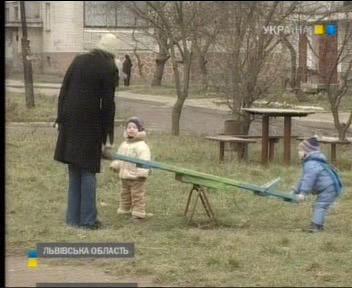 м.Сокаль, Війна за земельну ділянку в м.Сокаль по вул. Г.УПА 47кадер із відеосюжету