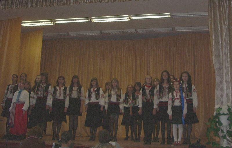 м.Сокаль, Конкурс «Різдво-2007»