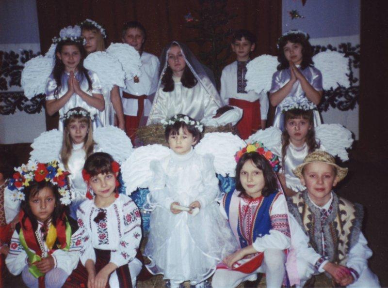 м.Сокаль, Сокальський БУТСвяткування Різдва