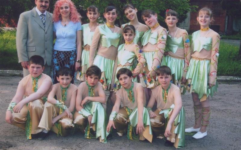 м.Сокаль, Ансамбль сучасного танцю