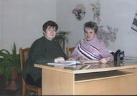 СЗШ І-ІІІ ст. №4 м.СокаляН. Драган та О. Дмитрук