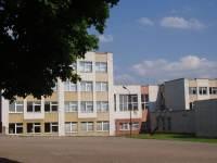 СЗШ І-ІІІ ст. №4 м.СокаляШкола фасад будинку